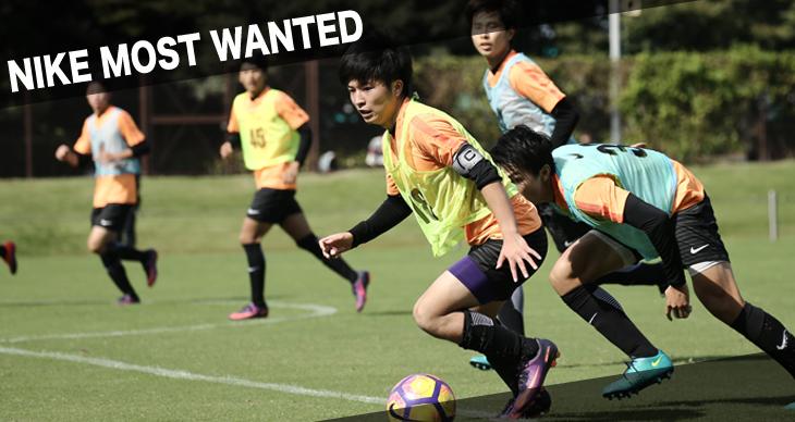 世界の才能が集う「NIKE ACADEMY」を目指せ<br>「NIKE MOST WANTED」日本代表の2名が決定!