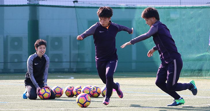 「NIKE MOST WANTED」日本代表が強化トレーニング「メンタル」と「フィジカル」強化で世界に挑め!
