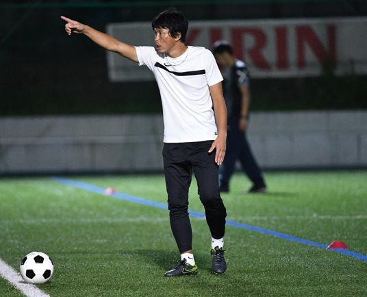 湯田哲生GKコーチ