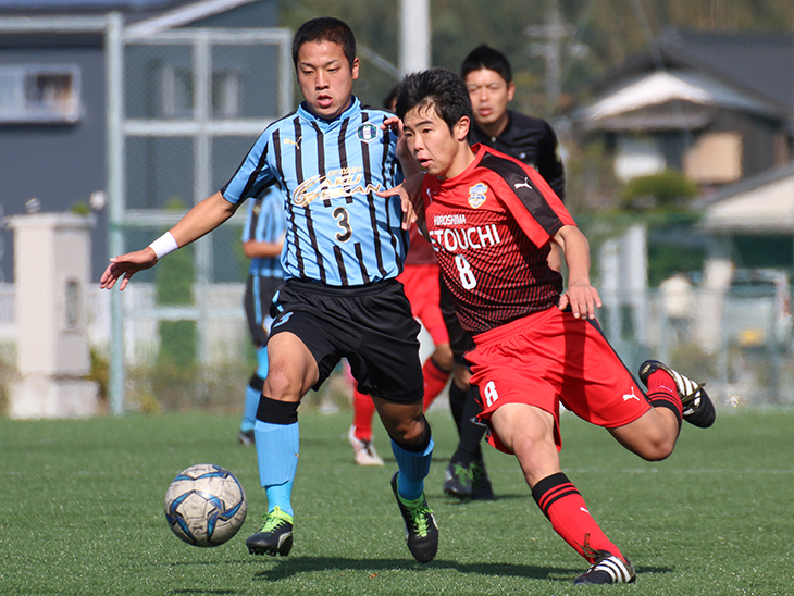 強豪との初戦を突破し、目指すは埼スタ-岡山学芸館高校-