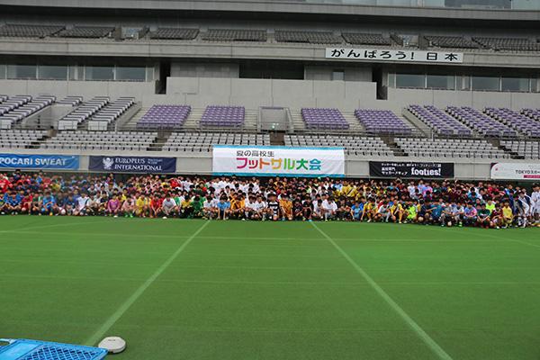 愛知・ばもFCが圧巻のパフォーマンスで参加56チームの頂点に立つ!