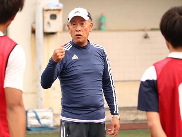 ジュビロ磐田、U-19日本代表の監督も務めた鈴木政一監督