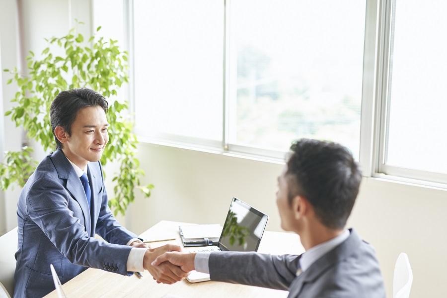 オフィス環境改善IT・ネットワーク通信営業・経験者歓迎・中高年(シニア)活躍中