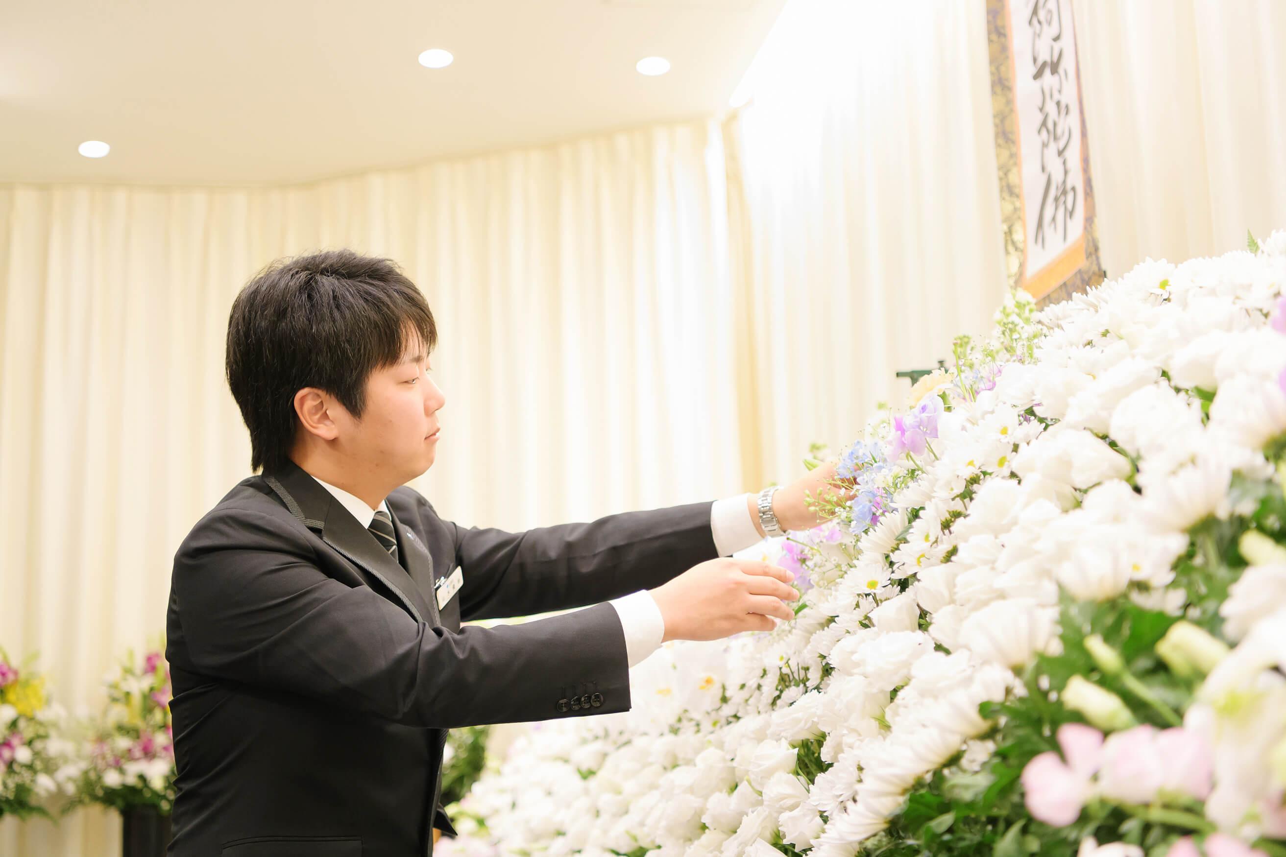 未経験者歓迎!東証一部上場企業の葬祭ディレクター