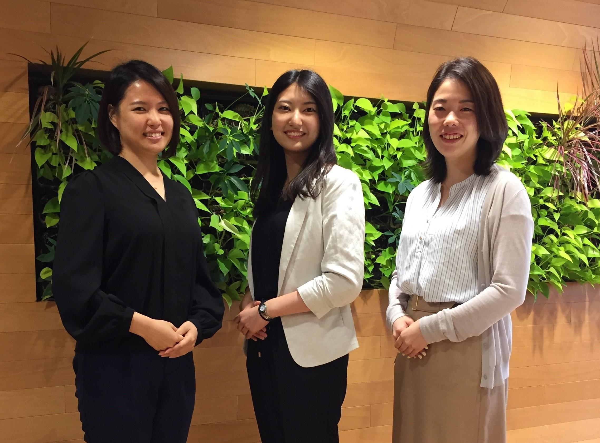 時短勤務可能・女性活躍の不動産仲介営業職