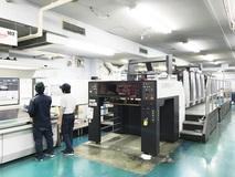 一生使える技術を習得・未経験からの印刷機器のオペレーター