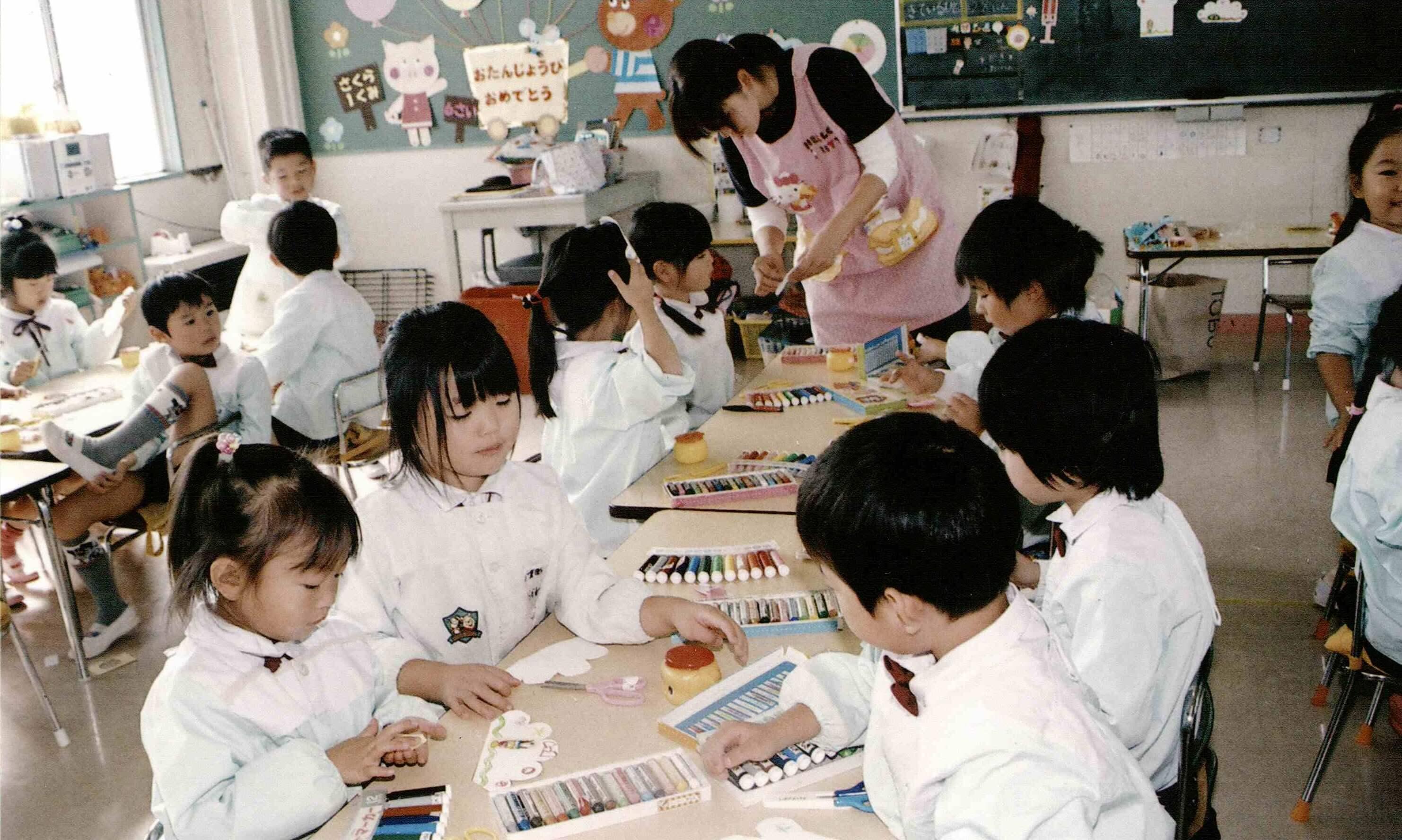 時短勤務可能だから主婦も活躍中!家庭と両立しやすい幼稚園教諭