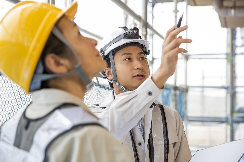 2級以上の施工管理技士資格必須/60代活躍中/元請けの建築施工管理スタッフ