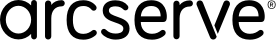 Arcserve logo black