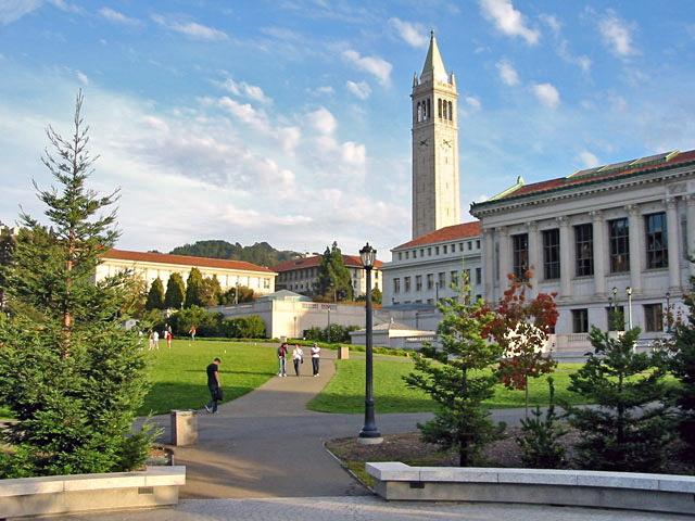 TOEFLiBT カリフォルニア大学バークレー校