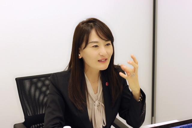 英語マナー講師、横手尚子氏