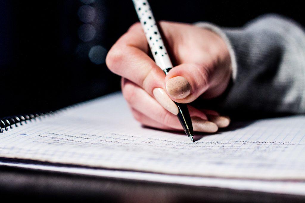 英語4技能試験ライティング