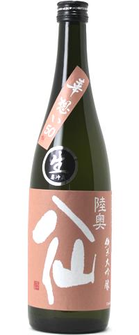陸奥八仙 純米大吟醸 華想い 生原酒