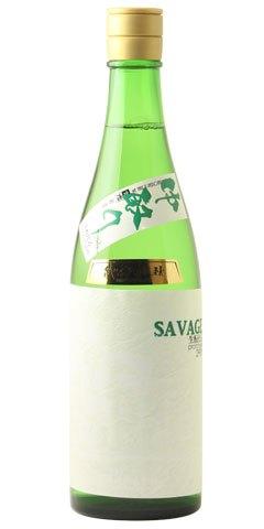 聖 SAVAGE prototype 生酛純米大吟醸 火入れ原酒