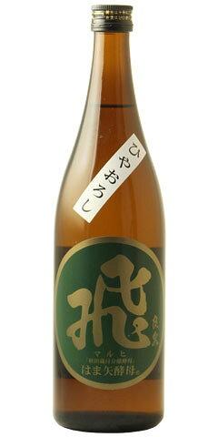 飛良泉 マル飛 山廃純米 はま矢酵母 ひやおろし 29BY