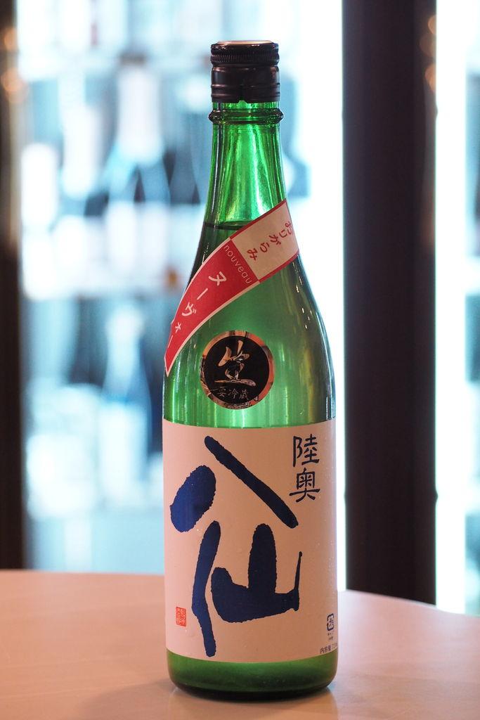 陸奥八仙 特別純米 ヌーヴォー おりがらみ 生原酒