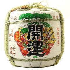 開運 特別本醸造 豆樽