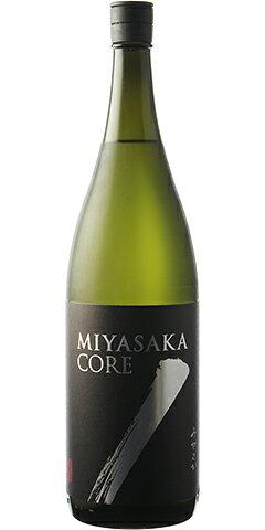 MIYASAKA Core 純米吟醸 生原酒 30BY