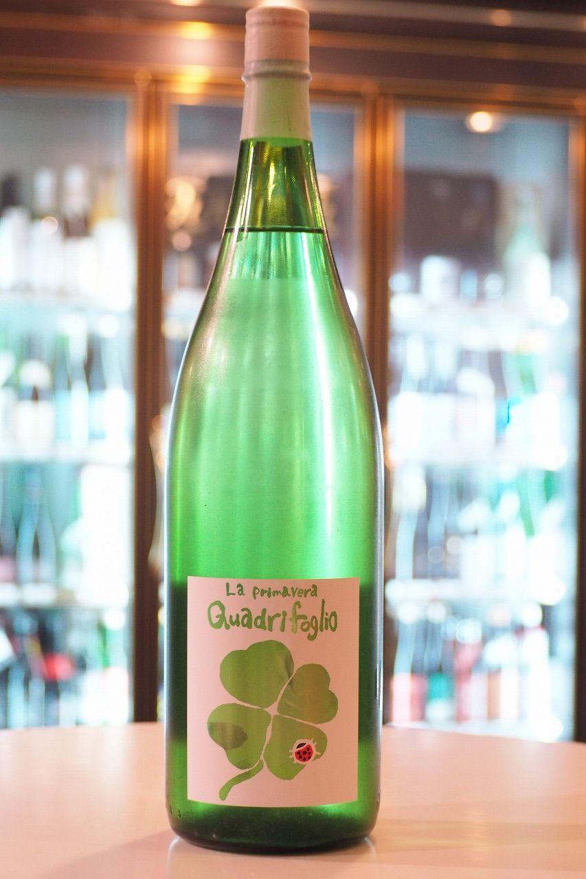 三井の寿 Quadrifoglio(クアドリフォリオ) 純米吟醸 生酒 30BY