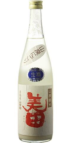 美田 山廃純米 にごり 生 30BY