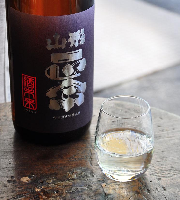 山形正宗 純米吟醸 酒未来 生