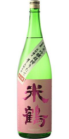 米鶴 純米吟醸 生酒 超しぼりたて 30BY