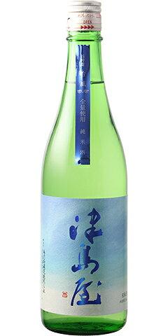 津島屋 純米酒 石狩産吟風 瓶囲い 30BY