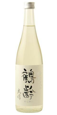 鶴齢 爽醇 特別純米酒 30BY