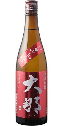 大那 純米吟醸 東条産愛山50%