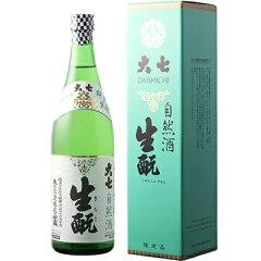 大七 自然酒 生酛純米 2009