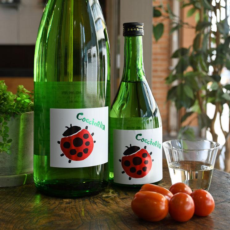 三井の寿 Coccinella(コチネレ) 純米酒 30BY