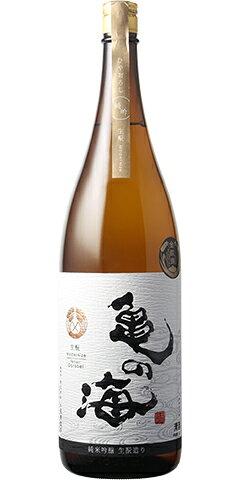 亀の海 Modernize Terroir Gorobei 純米吟醸 生酛 ひやおろし 30BY