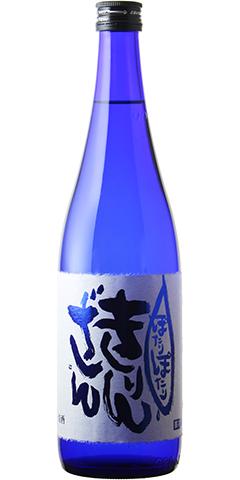 きりんざん ぽたりぽたり 純米吟醸 越淡麗 生原酒 R1BY