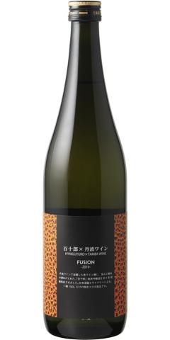 百十郎×丹波ワイン FUSION2019 純米 赤ワイン樽