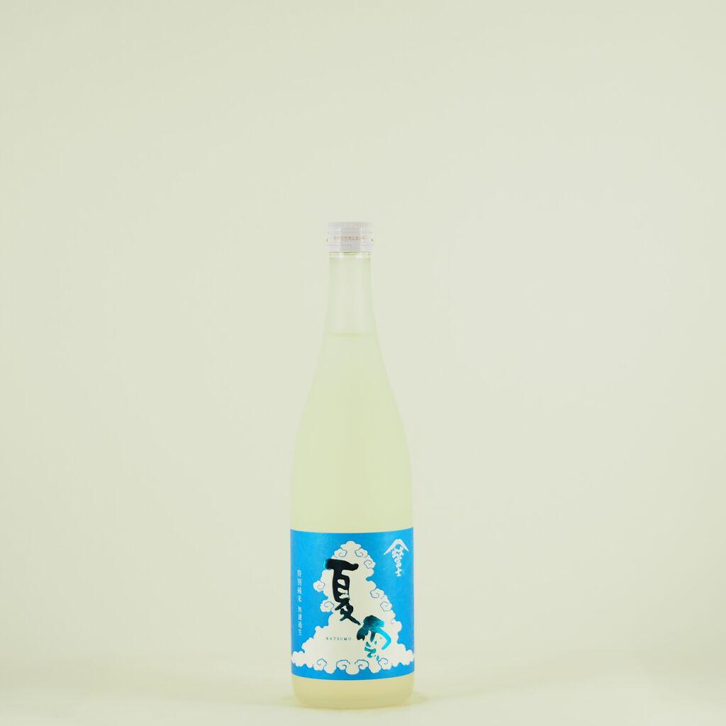出雲富士 夏雲(なつも) 特別純米 生原酒 R1BY