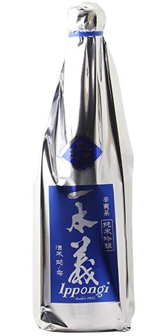 一本義 辛爽系 純米吟醸 生酒 R1BY