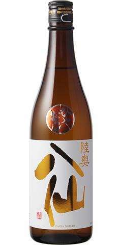 陸奥八仙 オレンジラベル 純米吟醸 ひやおろし R1BY