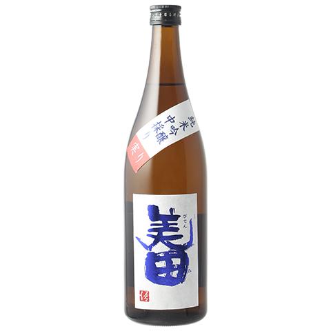 美田 実り 純米吟醸 中採り R2BY