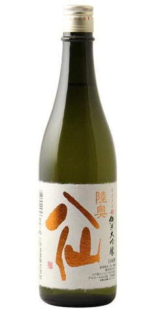 陸奥八仙 純米大吟醸 レイメイ40% 29BY