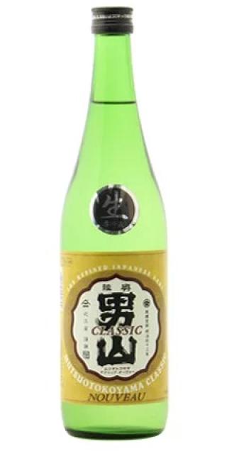 陸奥男山 CLASSIC ヌーボー 本醸造 生 30BY