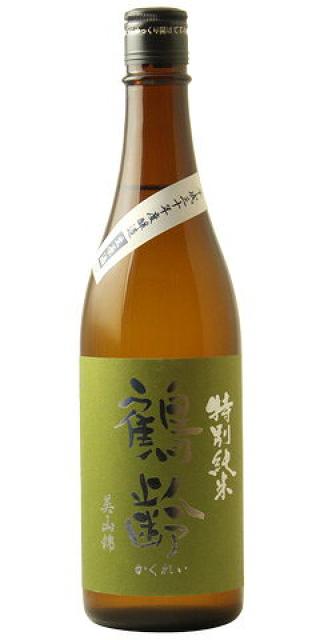 鶴齢 特別純米 生酒 美山錦 30BY