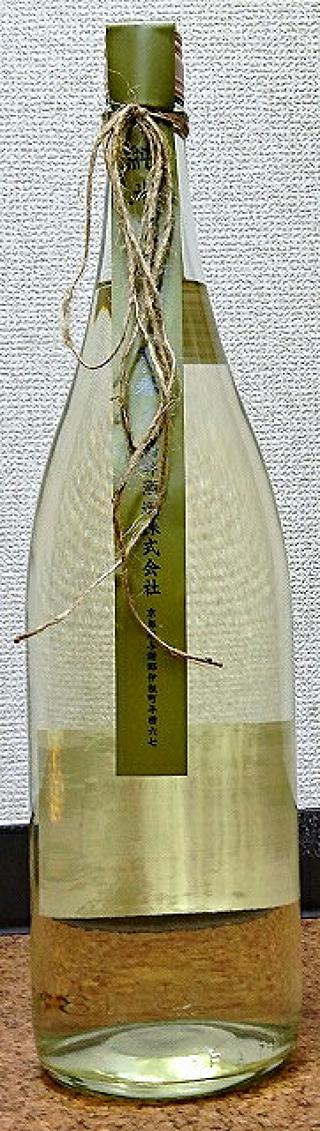 京の春 純米 無濾過生原酒 30BY