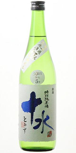 大山 特別純米 無濾過生原酒 十水 極 5号 30BY