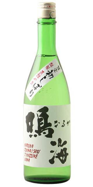 鳴海 特別純米 直詰め生 限定初しぼり 30BY
