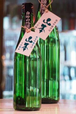 山本 純米吟醸 生原酒 7号酵母 30BY