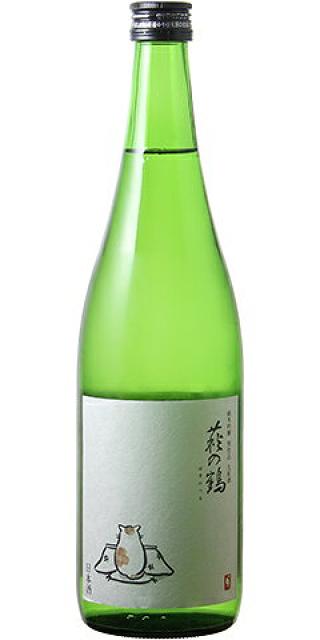 萩の鶴 こたつ猫 純米吟醸 別仕込 生原酒 30BY