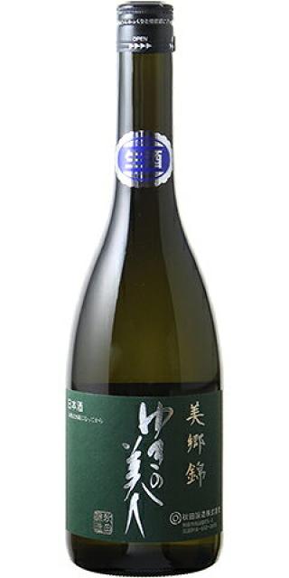 ゆきの美人 純米吟醸 生酒 美郷錦 30BY
