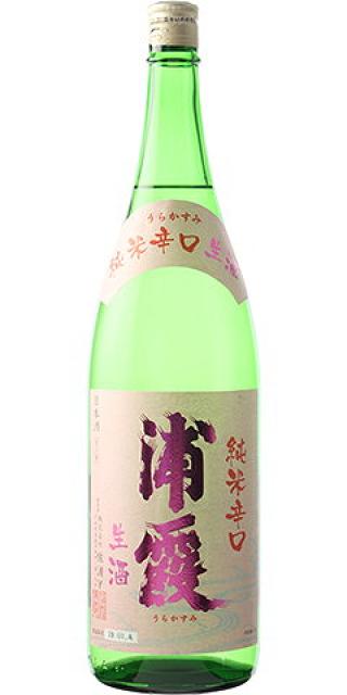 浦霞 純米辛口 生酒 30BY