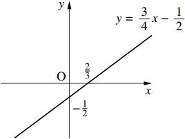 直線のベクトル方程式~その1~の図1