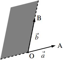 1 次結合で表された位置ベクトルの軌跡の図その4